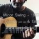 minor swing solo