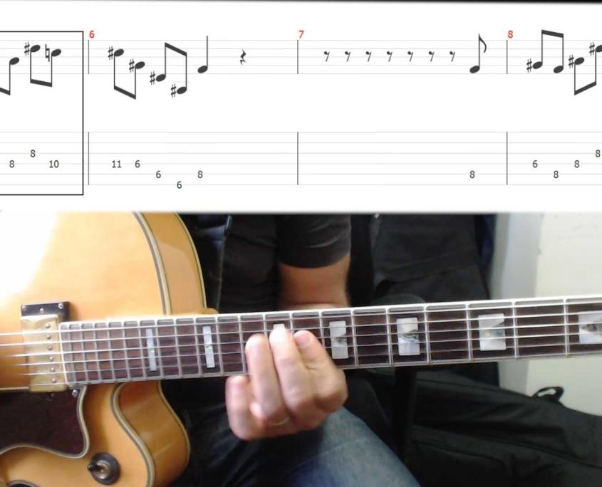 Guitar Session - Cours de guitares