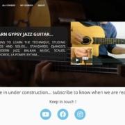 Apprendre le Jazz Manouche avec Guitarsession