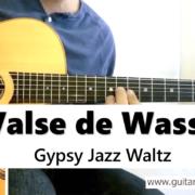 Valse de Wasso pdf leçon