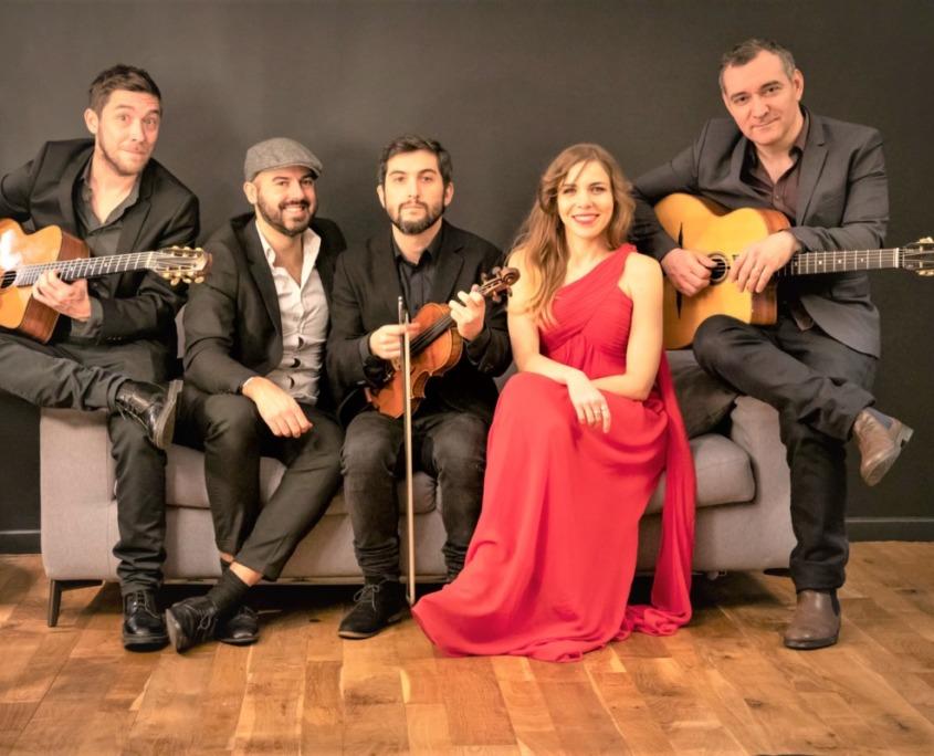 Asseo Quartet & Ana Stayer